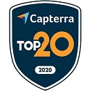 Donarius is on Capterra's Top 20 Church Managment Software List